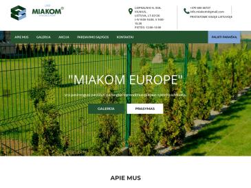 Miakom Europe, UAB