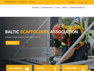 Baltic Scaffolders Association