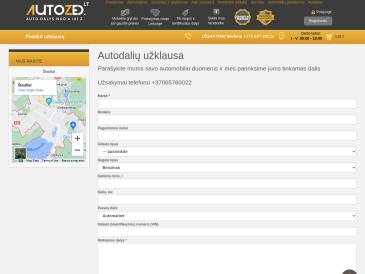 """AutoZed.lt, UAB """"Akovus"""""""