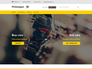 """Exleasingcar.com, UAB """"Gelgotos transportas"""""""