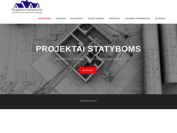 Projektai statyboms, UAB