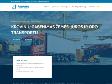 Arkama, filialas, UAB