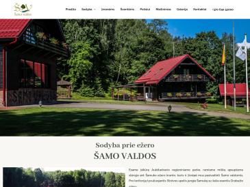 Šamo valdos, kaimo turizmo sodyba