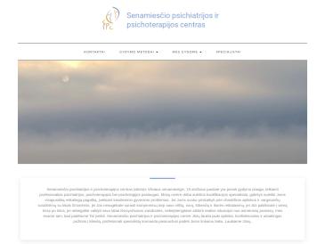 Senamiesčio psichiatrijos ir psichoterapijos centras, VšĮ