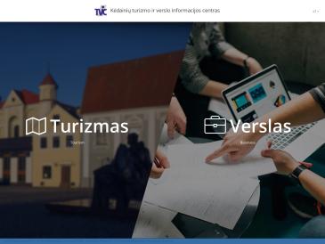 Kėdainių turizmo ir verslo informacijos centras, VšĮ