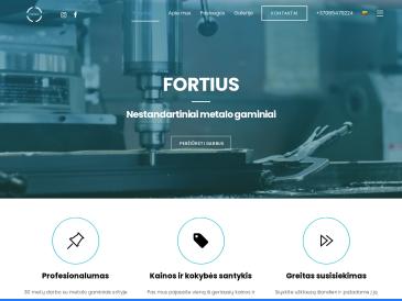 Fortius, UAB