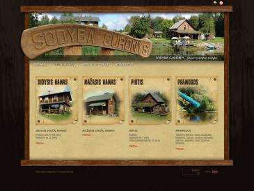 Guronys, kaimo turizmo sodyba