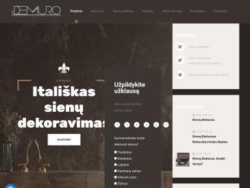 Demuro, interjero dizaino studija