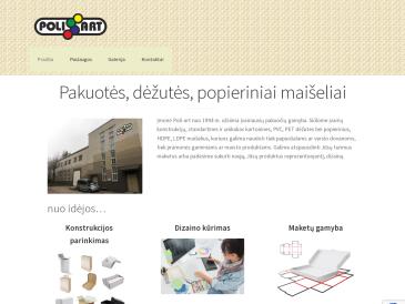 Poli-art, V. Janicko poligrafijos-leidybos įmonė