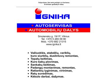 Ignika, UAB