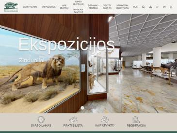 Kauno T. Ivanausko zoologijos muziejus