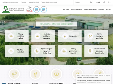 Alytaus regiono atliekų tvarkymo centras, UAB