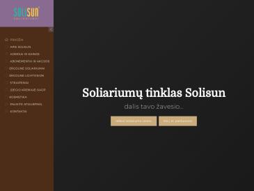 Solisun, soliariumų centras