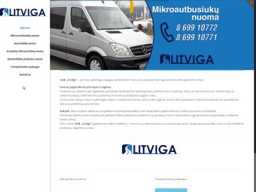 Litviga, filialas, UAB