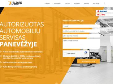 Lauda motors, UAB