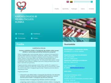 Kardiologijos ir reabilitacijos klinika, IĮ