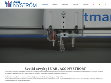 ACG Nystrom, UAB