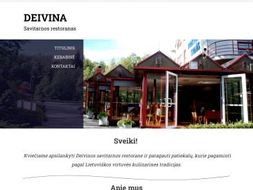 Deivina, UAB