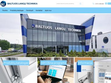 Baltijos langų technika, UAB