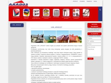 Aradus, UAB