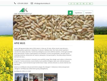 Agrokontraktas, UAB