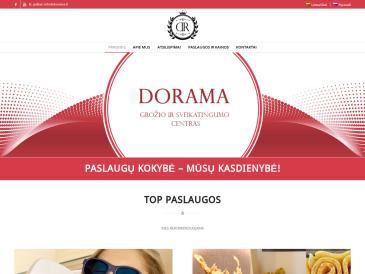 Dorama - grožio ir sveikatingumo centras