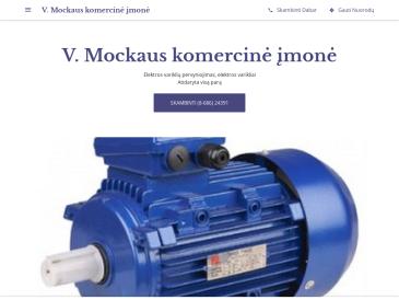 V. Mockaus komercinė įmonė