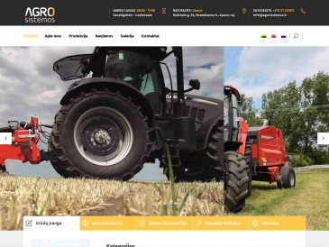 Agrosistemos, UAB