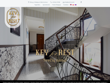 Key for Rest, guest house