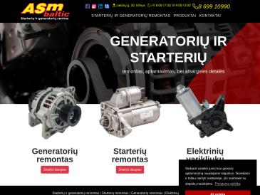 ASM Baltic, UAB