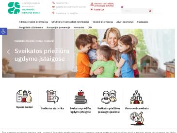 Klaipėdos rajono savivaldybės visuomenės sveikatos biuras