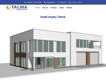 Talma, UAB