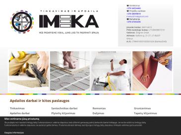 Imeka, UAB