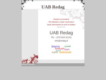 Redag, vertimų biuras, UAB