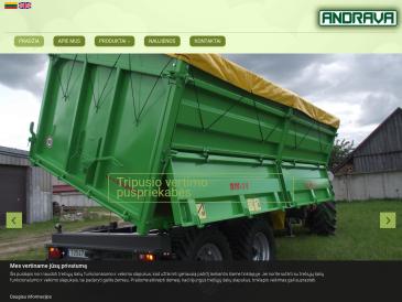 Andrava, UAB