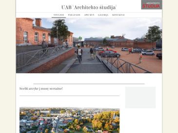 Architekto studija, UAB