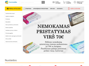 Euromedika, MB