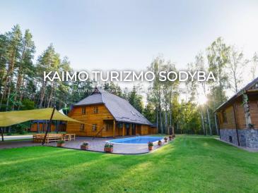 Druskų miškas, kaimo turizmo sodyba