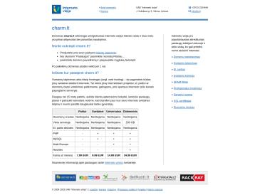 CHARM, masažo salonas