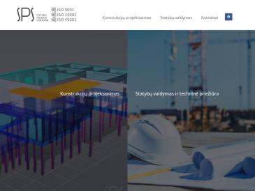 Statybos projektų sprendimai, UAB