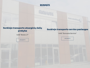 "Romasta group, SIA ""Latina Baltics"", Lietuvos filialas"