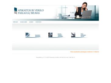 Apskaitos ir verslo paslaugų biuras, UAB