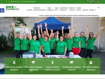Šilutės rajono savivaldybės visuomenės sveikatos biuras, savivaldybės biudžetinė įstaiga
