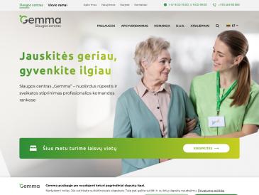 Gemma, sveikatos centras, UAB
