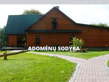 Kaimo turizmo sodyba, S. Adomėnienės įmonė