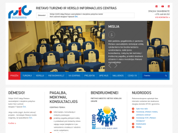 Rietavo turizmo ir verslo informacijos centras, VšĮ