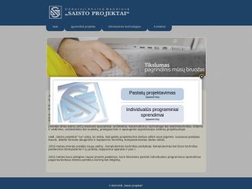 Saisto projektai, UAB