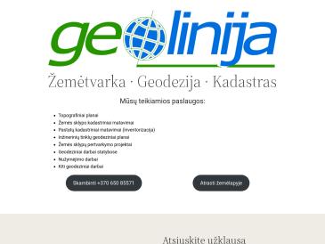 Geolinija, IĮ