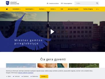 Visagino savivaldybės administracija