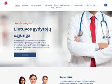 Lietuvos gydytojų sąjunga